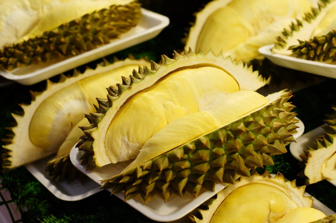 Durian to eat