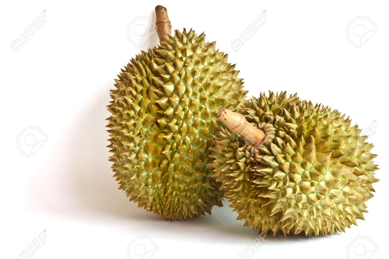 Two durians