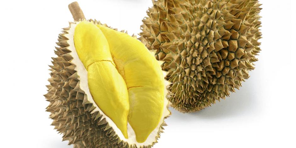 Durian ripe