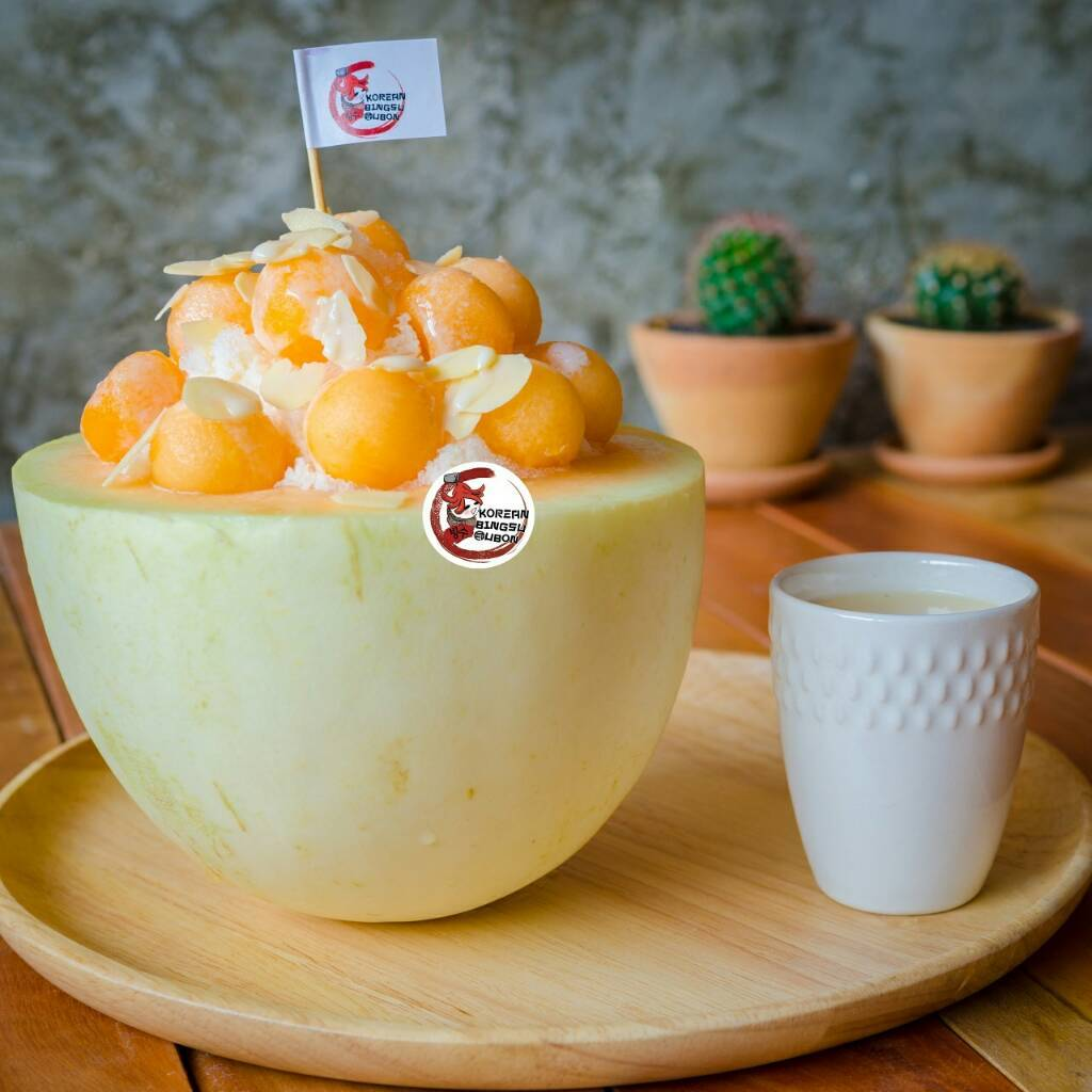 Cantaloupe sweet
