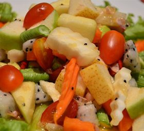 Somtum Fruits