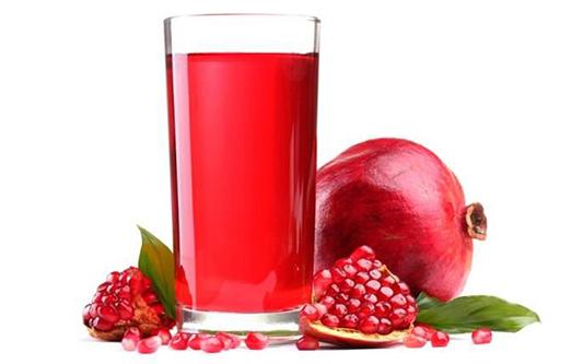 xslinfo-pomegranate juice